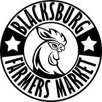 Blacksburg Farmers Market Logo