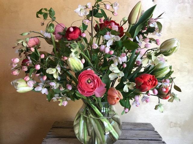Delivered Floral Arrangement