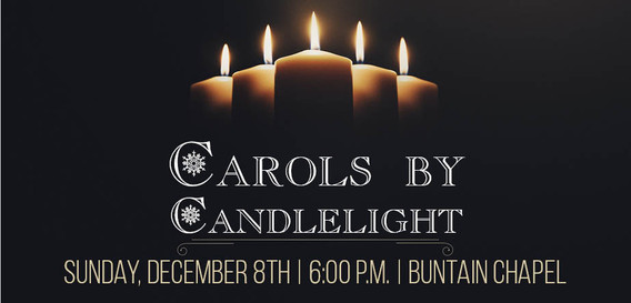 Carols by Candlelight 2019 - Web Banner.