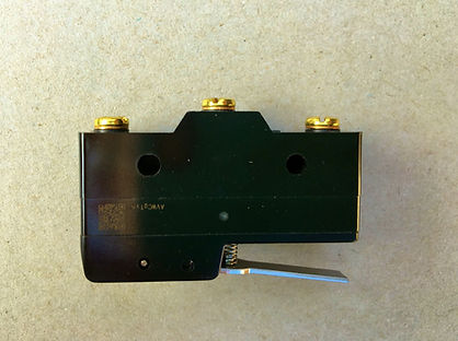 microswitch pedestrian pushbutton mechanism clicker