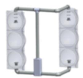 SV-2-TB caltrans signal framework