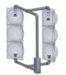 SV-2-TD caltrans signal framework