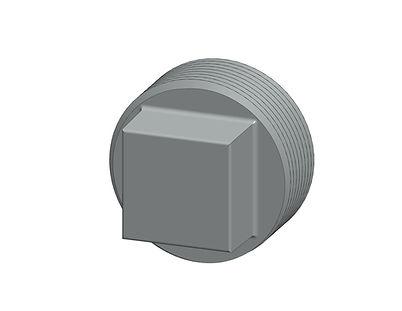 squarehead plug