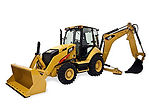 Loader Backhoe Rentals Phoenix Arizona