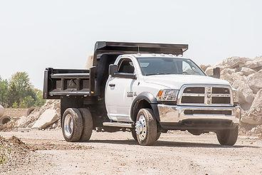 Contractor Dump Truck