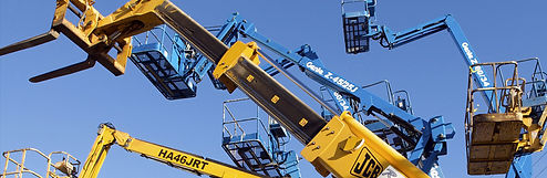 Telehandlers and Boom Lifts