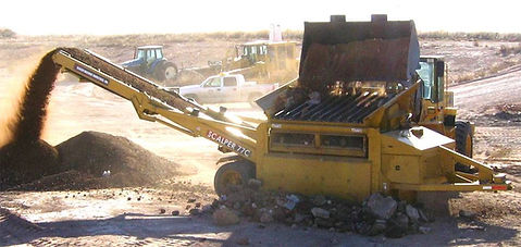 Screening Machine Rentals Arizona