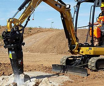 Mini Excavator Hammer Rentals Arizona