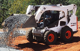 Skid Steer Bobcat Rental