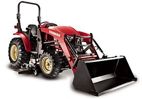 Comfortable and easy to operate, YT2 Series tractors also pack the horsepower you'd expect from a much larger machine