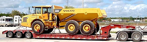 50 Ton Detachable Trailer