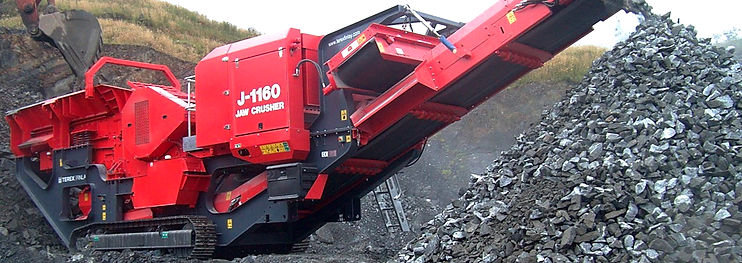 Track Jaw Crusher