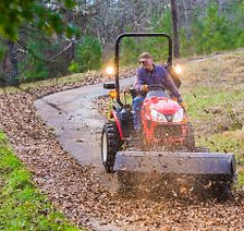 Lift more. Dig deeper. Cut faster. You'll be able to use a wide range of attachments to get the most out of what your property has to offer. SA Series tractors provide the flexibility to handle any job around your property