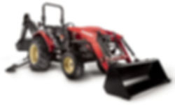 The utility tractor is a broad category of equipment that includes tractors in the sub-compact, compact, small, and mid-size ranges. Yanmar utility tractors are used in many applications and can also be classified as property maintenance tractors, farm tractors, commercial tractors, landscaping tractors, construction tractors, and skip loaders. To compare tractors, you will need to consider the application. Whether you are maintaining a small property or large commercial property, or something in between, your Yanmar dealer can help to determine what size tractor may best fit your application.