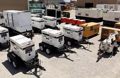 Generator Rental Flet Phoenix Arizona