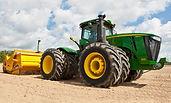 Four Wheel Drive Farm Tractor