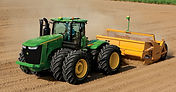 Scraper Tractor Rent Phoenix Arizona
