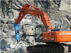 Excavator Hammr Rentals Arizona