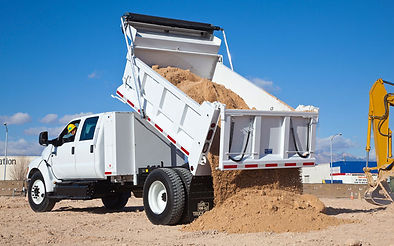 Rental Dump Truck Phoenix Arizona