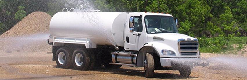 Water Truck Phoenix Arizona