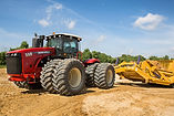 Large Tractor Rental