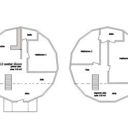 12 meter dome floor plan