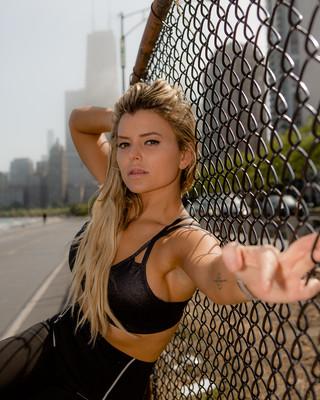 Chicago Fitness Photos