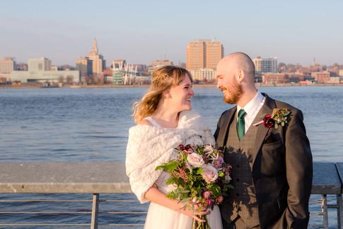 Rock Island Wedding