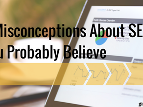 5 Misconceptions About SEO You Probably Believe