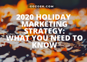 Holiday Marketing 2020: What You Need to Know