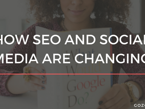How SEO and Social Media are Changing
