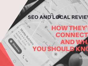 SEO and Local Reviews: How They're Connected and What You Should Know