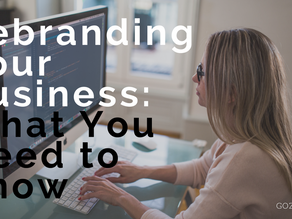 Rebranding Your Business: What You Need to Know