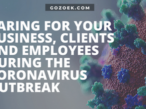 Caring for Your Business, Clients, and Employees During the Coronavirus Outbreak