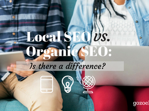 Local SEO vs Organic SEO: Is there a difference?