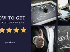 How to Get Real Customer Reviews