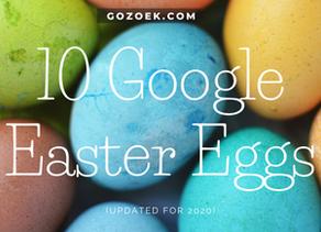 10 Google Tricks - Updated for 2020