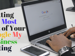 Get the Most out of Your Google My Business Listing