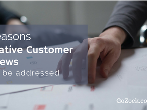 3 Reasons Negative Customer Reviews Must Be Addressed