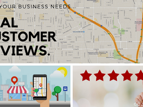 Why Your Business Needs Real Customer Reviews