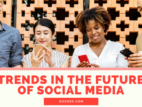 Trends in the Future of Social Media