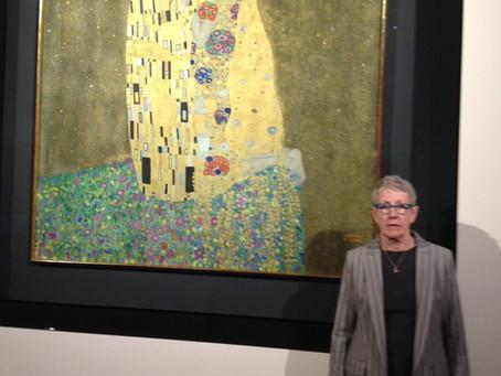 The Kiss Gustav Klimt Vienna 2018