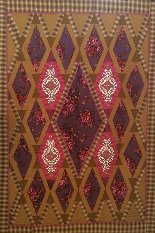 Outback Diamonds Quilt Kit