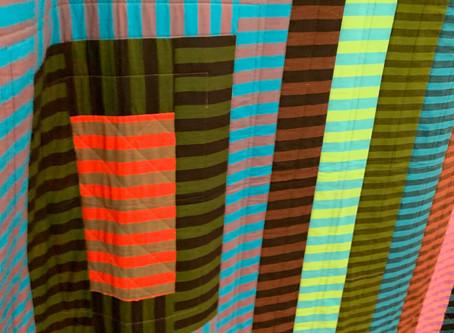 Kaffe new stripes