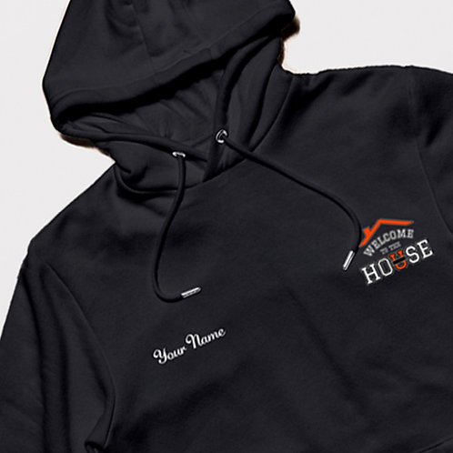 """The House"" Personalized Hoodie"