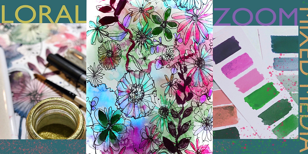 ICP Support Floral Art Workshop (Charity Event)