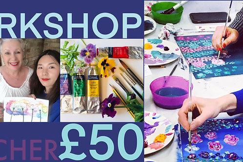 £50 Workshops Gift Voucher