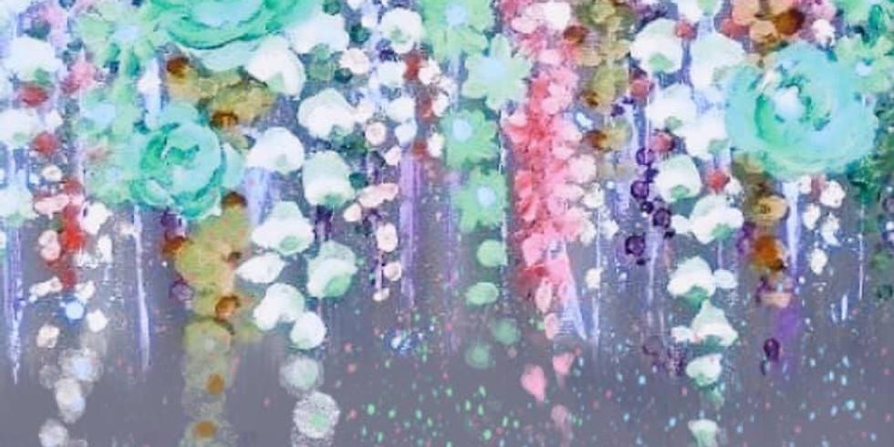 Flora Acrylic Workshop