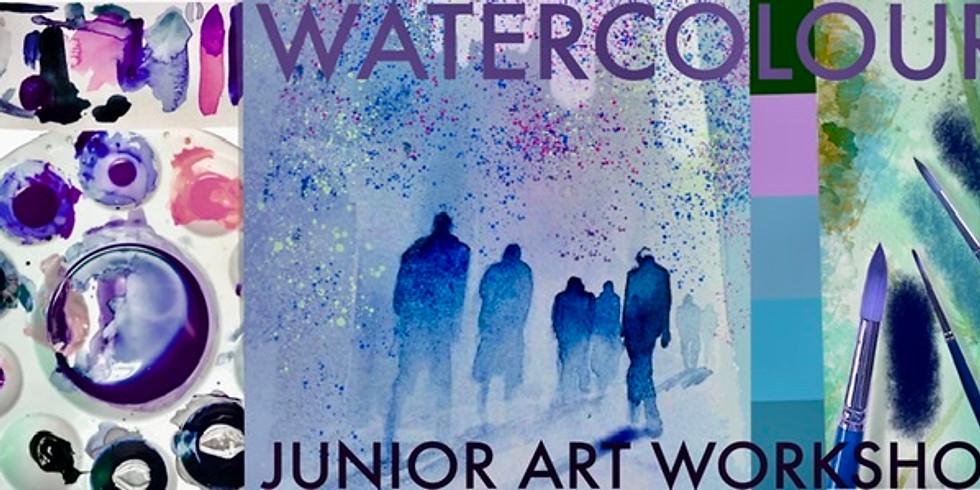Junior Art Workshop - City Life