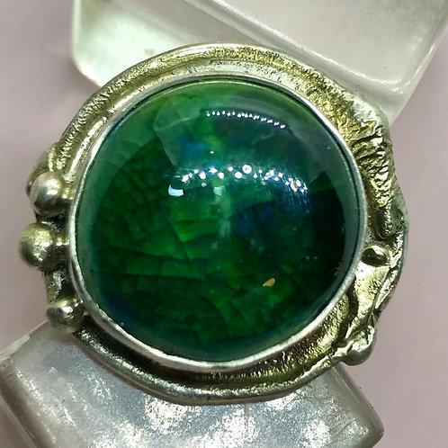 Large Green Ring
